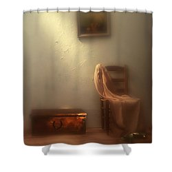 Fresh Light Shower Curtain by Jack Eadon