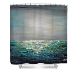 Fresh Water Shower Curtain