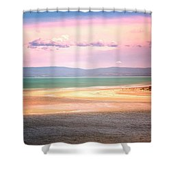 Freycinet National Park Shower Curtain