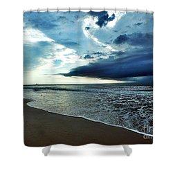 Friday Morning Shower Curtain