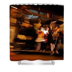 Frisco Joy Shower Curtain