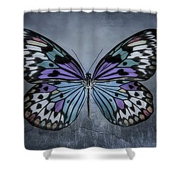 From Change To Beauty Shower Curtain