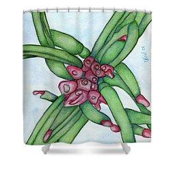 From My Garden 3 Shower Curtain