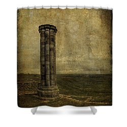From The Ruins Of A Fallen Empire Shower Curtain by Evelina Kremsdorf