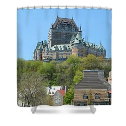 Frontenac Shower Curtain