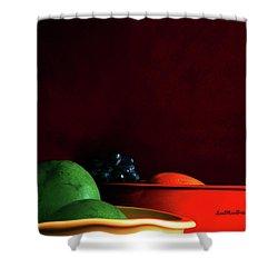 Fruit Art Photograph Shower Curtain