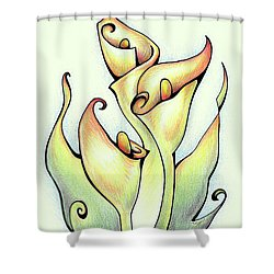 Fruit Of The Spirit Series 2 Faithfulness Shower Curtain