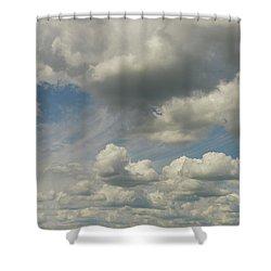 Fshhhfff Shower Curtain