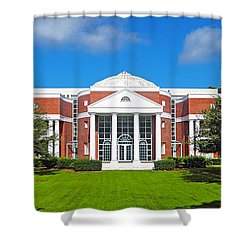 Fsu College Of Law Shower Curtain