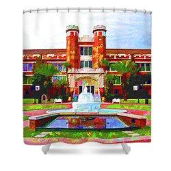 FSU Shower Curtain