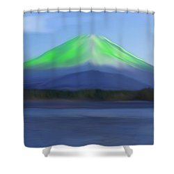 Fuji Shower Curtain
