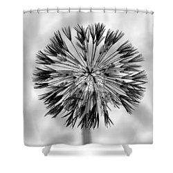 Full Dandy Shower Curtain