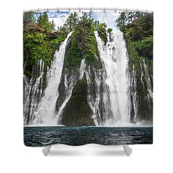Full Frontal View Shower Curtain