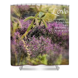 Shower Curtain featuring the photograph Full Of Hope by David Norman