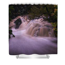 Full Whetstone II Shower Curtain
