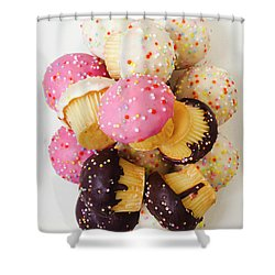 Fun Sweets Shower Curtain