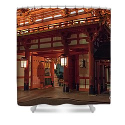 Fushimi Inari Taisha, Kyoto Japan Shower Curtain
