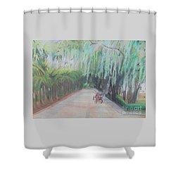 Ga - Savannah Shower Curtain