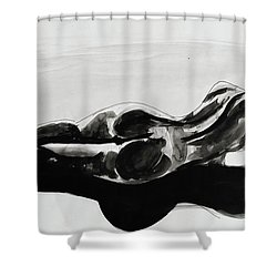 Gaia Consciousness Shower Curtain