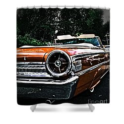 Galaxie Shower Curtain