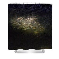 Galaxy Creek Shower Curtain