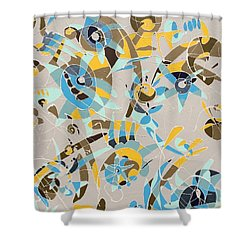Gallows Pole Shower Curtain