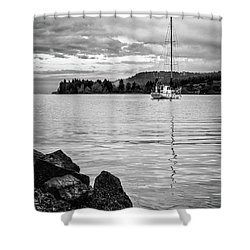 Gange Solace Shower Curtain