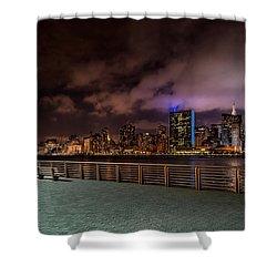 Gantry Park Shower Curtain