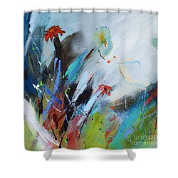 Garden 1 Shower Curtain