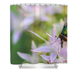 Garden Brunch Shower Curtain