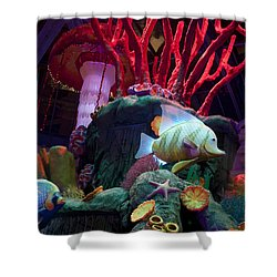 Shower Curtain featuring the photograph Garden Decoration by Ivete Basso Photography