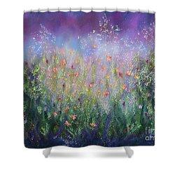 Garden Dreams Shower Curtain