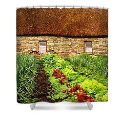 Garden Farm Shower Curtain