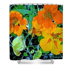 Garden Flavor Shower Curtain