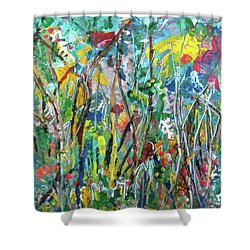 Garden Flourish Shower Curtain