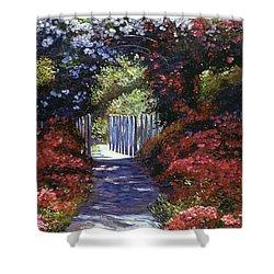 Garden For Dreamers Shower Curtain