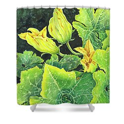 Garden Glow Shower Curtain