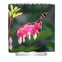 Garden Life Shower Curtain