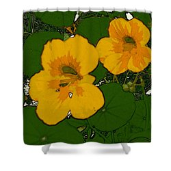 Garden Love Shower Curtain
