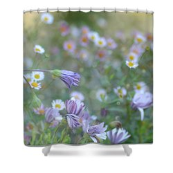 Garden Of Dreams Shower Curtain