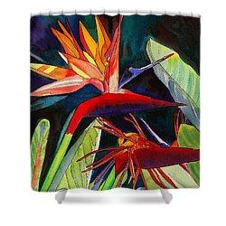 Garden Of Paradise Shower Curtain