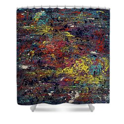 Garden Of The Soul  Shower Curtain