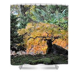 Garden Tapestry Shower Curtain