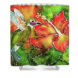 Garden Treasures Shower Curtain