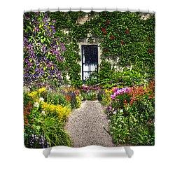 Garden Window Shower Curtain