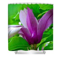 Shower Curtain featuring the photograph Gardenia by Jasna Dragun