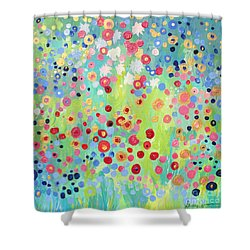 Garden's Delight Shower Curtain