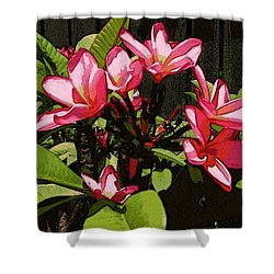 Gardren Joy Shower Curtain