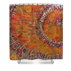 Gate Of Nimrod Shower Curtain