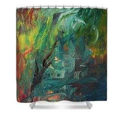 Gaza Summer 2014 Shower Curtain